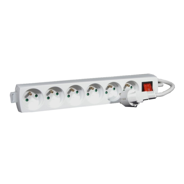 10A CABLE 3-6WAY 3-10m