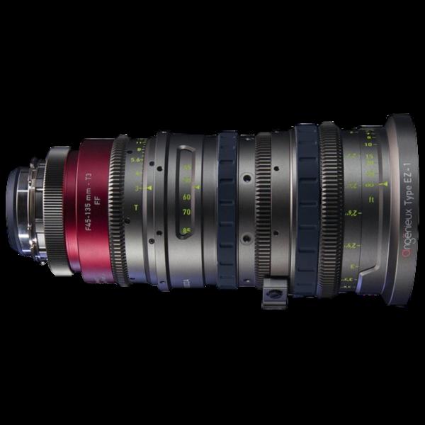 Angenieux Zoom EZ-1 / 45-135mm