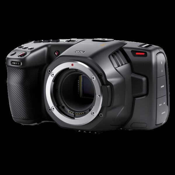 Blackmagic Pocket 6K EF