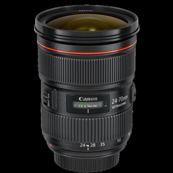 Canon 24-70mm / 2,8f II USM