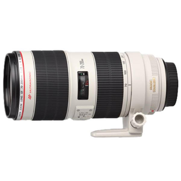 Canon 70-200mm / 2,8f II IS