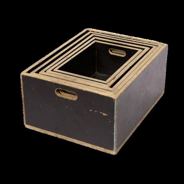 Hokry (Apple Boxes)