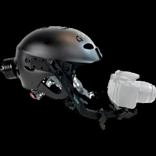 Kamerová helma / POV rig