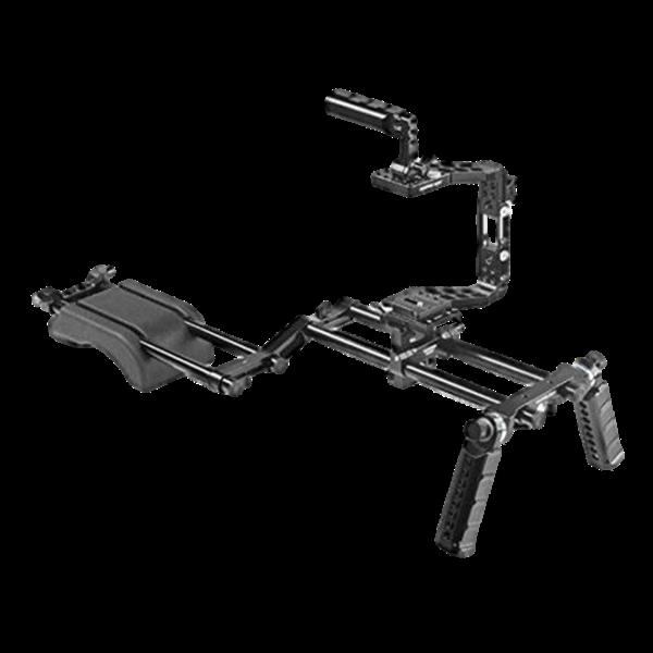 Shoulder Rig / Canon, Sony, Panasonic, BM Pocket