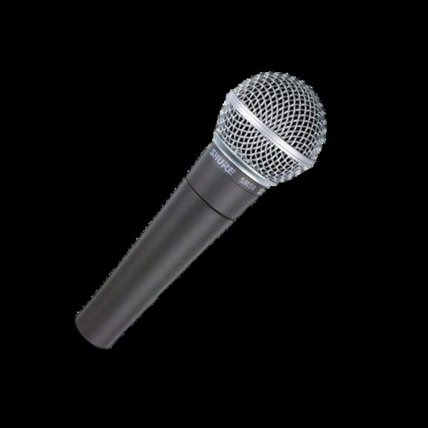 Shure SM58 - Hand Mikrofon