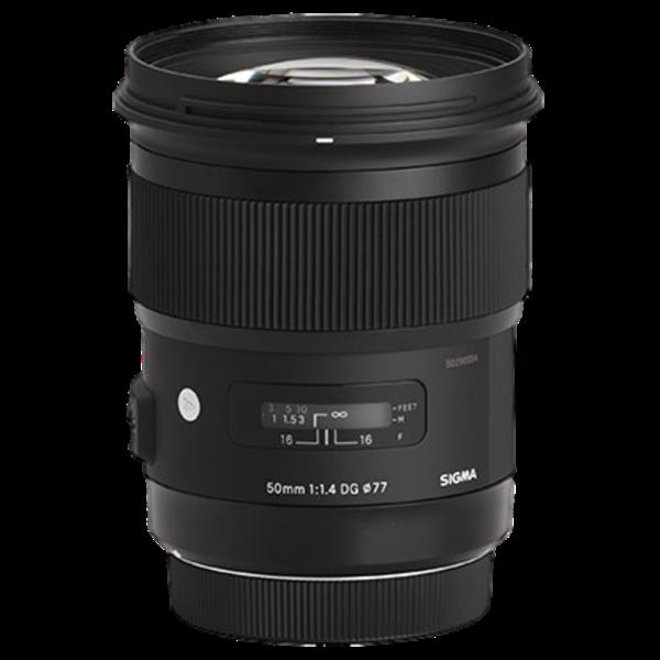 Sigma Art 50mm