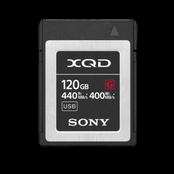 SONY XQD 120GB G serie