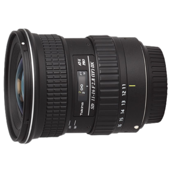 Tokina 11-16mm Pro DX II