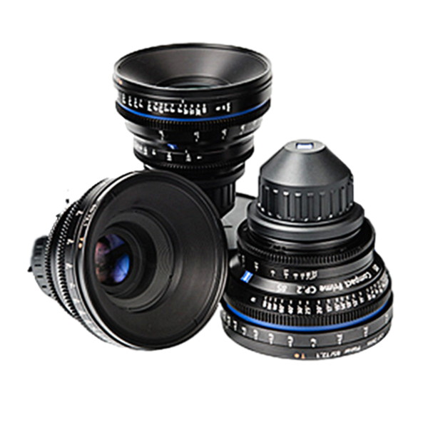Zeiss CP.2 / Set of 3 lens