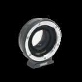 E-Mount to EF Metabones Speedbooster