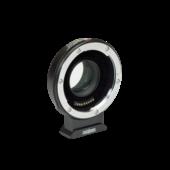 Panasonic MTF to EF - Metabones T Speed Booster XL